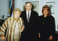 Margaret Morse Israel Tours Adults Families Florida New York